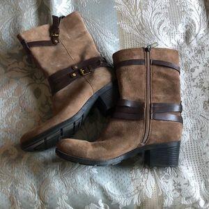 Bandolino boots.